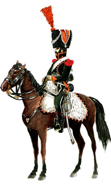 Армия наполеона форма