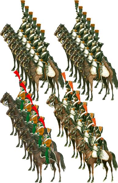 23 й конно егерский полк 1812 год